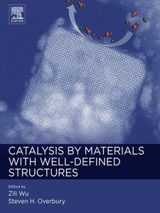 Ebook in inglese Catalysis by Materials with Well-Defined Structures