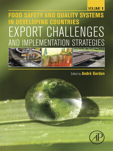 Foto Cover di Food Safety and Quality Systems in Developing Countries, Ebook inglese di Andre Gordon, edito da Elsevier Science