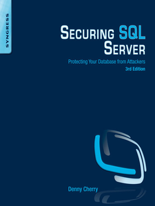 Ebook in inglese Securing SQL Server Cherry, Denny