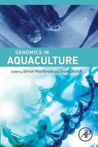 Genomics in Aquaculture - cover