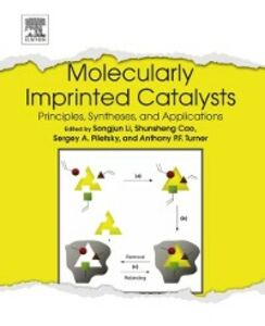 Ebook in inglese Molecularly Imprinted Catalysts