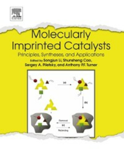 Ebook in inglese Molecularly Imprinted Catalysts -, -