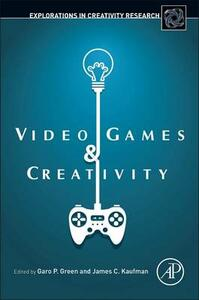 Video Games and Creativity - cover