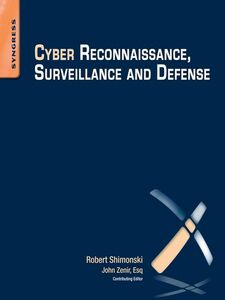 Ebook in inglese Cyber Reconnaissance, Surveillance and Defense Shimonski, Robert