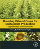 Breeding Oilseed Crops for Sustainable Production