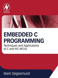Ebook in inglese Embedded C Programming Siegesmund, Mark
