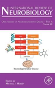 Omic Studies of Neurodegenerative Disease - Part A - M. Hurley - cover