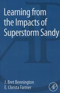 Learning from the Impacts of Superstorm Sandy - cover