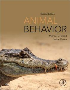 Animal Behavior - Michael D. Breed,Janice Moore - cover