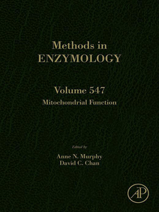 Ebook in inglese Mitochondrial Function -, -
