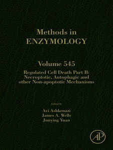 Ebook in inglese Regulated Cell Death, Part B