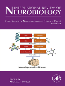 Ebook in inglese Omic Studies of Neurodegenerative Disease--Part A -, -