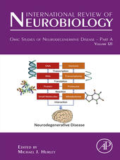 Omic Studies of Neurodegenerative Disease--Part A