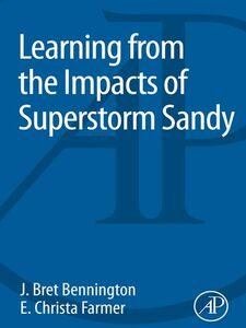 Ebook in inglese Learning from the Impacts of Superstorm Sandy