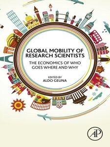 Ebook in inglese Global Mobility of Research Scientists