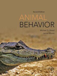 Ebook in inglese Animal Behavior Breed, Michael D. , Moore, Janice