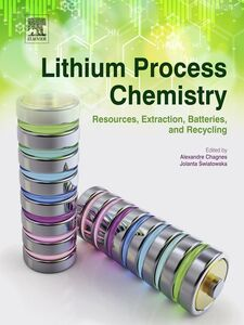 Ebook in inglese Lithium Process Chemistry -, -
