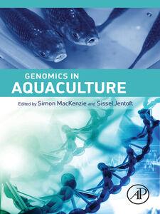 Ebook in inglese Genomics in Aquaculture -, -