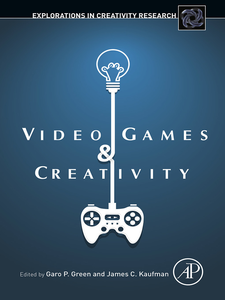 Ebook in inglese Video Games and Creativity -, -