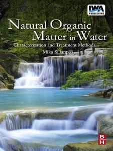 Ebook in inglese Natural Organic Matter in Water Sillanpää, Mika