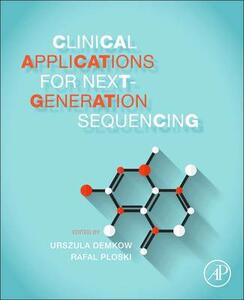 Clinical Applications for Next-Generation Sequencing - cover
