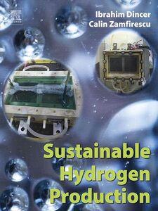 Ebook in inglese Sustainable Hydrogen Production Dincer, Ibrahim , Zamfirescu, Calin