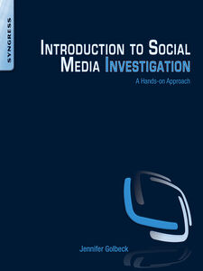 Ebook in inglese Introduction to Social Media Investigation Golbeck, Jennifer