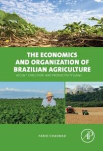 Ebook in inglese Economics and Organization of Brazilian Agriculture Chaddad, Fabio