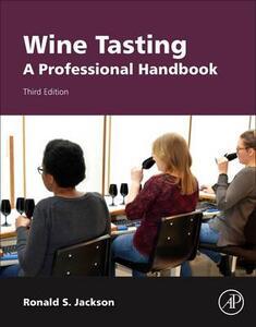 Wine Tasting: A Professional Handbook - Ronald S. Jackson - cover