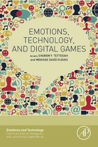 Ebook in inglese Emotions, Technology, and Digital Games -, -