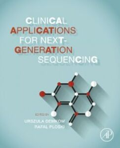 Ebook in inglese Clinical Applications for Next-Generation Sequencing