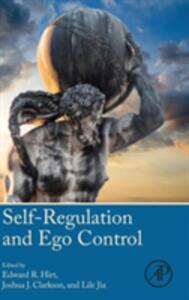 Self-Regulation and Ego Control - cover
