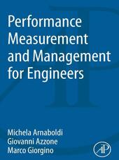 Performance Measurement and Management for Engineers