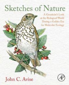 Ebook in inglese Sketches of Nature Avise, John C.