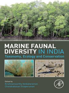 Ebook in inglese Marine Faunal Diversity in India Sivaperuman, Chandrakasan , Venkataraman, Krishnamoorthy