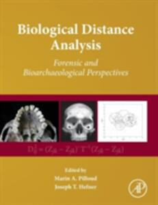 Biological Distance Analysis: Forensic and Bioarchaeological Perspectives - cover