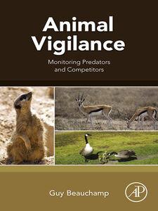 Ebook in inglese Animal Vigilance Beauchamp, Guy