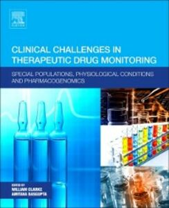 Ebook in inglese Clinical Challenges in Therapeutic Drug Monitoring
