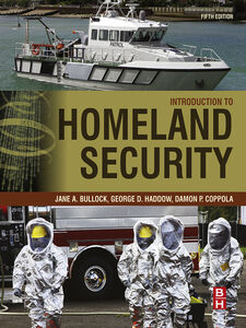 Foto Cover di Introduction to Homeland Security, Ebook inglese di AA.VV edito da Elsevier Science