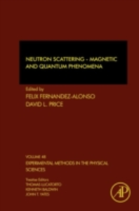 Ebook in inglese Neutron Scattering - Magnetic and Quantum Phenomena -, -