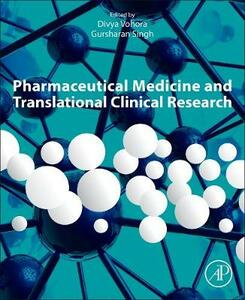 Pharmaceutical Medicine and Translational Clinical Research - cover