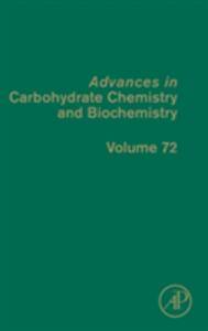 Advances in Carbohydrate Chemistry and Biochemistry - cover