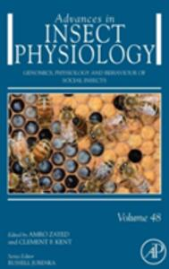 Genomics, Physiology and Behaviour of Social Insects - cover