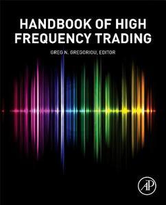 Handbook of High Frequency Trading - Greg Gregoriou - cover