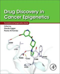 Drug Discovery in Cancer Epigenetics - cover