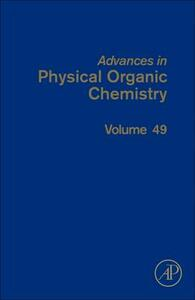 Advances in Physical Organic Chemistry - cover