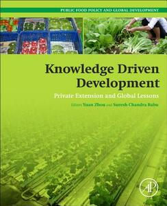 Knowledge Driven Development: Private Extension and Global Lessons - cover