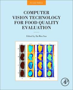 Computer Vision Technology for Food Quality Evaluation - cover