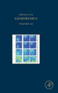 Advances in Geophysics - cover
