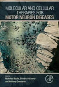 Molecular and Cellular Therapies for Motor Neuron Diseases - cover